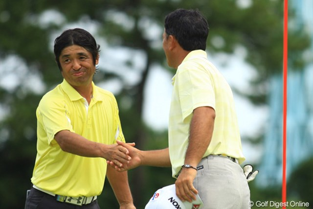 今週は「King of Swing」健在です。久しぶりに伊澤さんの優勝見たいですよねぇ。6アンダー20位タイで予選通過です
