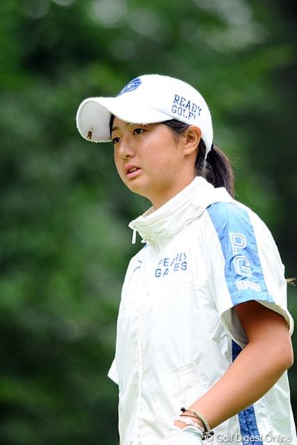 アマチュアの石川葉子がツアーでは自己ベストとなる「73」で52位タイ。初の予選突破なるか