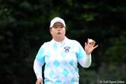 2012年 ニトリレディスゴルフトーナメント 2日目 アン・ソンジュ