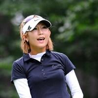 マイナス思考からいよいよ卒業? 苦しい場面でもポジティブに! 2012年 ニトリレディスゴルフトーナメント 2日目 金田久美子