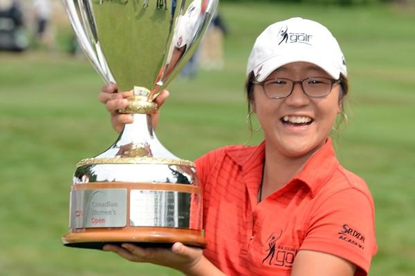 15歳アマ、リディア・コーがツアー初勝利 史上最年少記録を樹立!