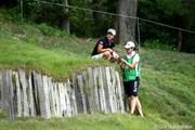 2012年 ゴルフ5レディスプロゴルフトーナメント 初日 佐々木慶子