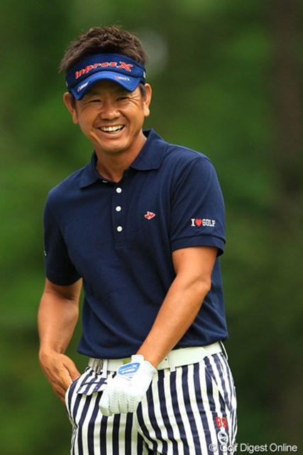 67のラウンドで4位タイへ。首位と3打差ですが、藤田さんなら十分チャンスありますね。