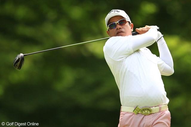 昔のマークセンは大叩きとかするイメージだったんですけど、今日も堅実なゴルフでした。3日間60台のラウンドで首位を死守。