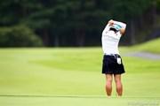 2012年 ゴルフ5レディスプロゴルフトーナメント 2日目 有村智恵