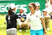 2012年 ゴルフ5レディスプロゴルフトーナメント 最終日 森田理香子