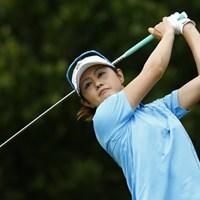 諸見里しのぶはロフト22度、25度の2本を駆使して攻める 「週刊ゴルフダイジェスト」(2012年9月18日号)諸見里しのぶ
