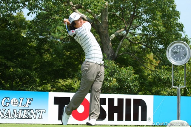 機会があればアジアの試合も積極的に出場したいと話す石川遼