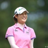 タラオCC所属だけど笑顔とは裏腹な結果になってしまったのね。 2012年 日本女子プロゴルフ選手権大会コニカミノルタ杯 初日 山本亜香里