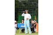 2012年 日本女子プロゴルフ選手権大会コニカミノルタ杯 2日目  コウ・ウスン