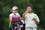 2012年 日本女子プロゴルフ選手権大会コニカミノルタ杯 2日目  成田いづみ