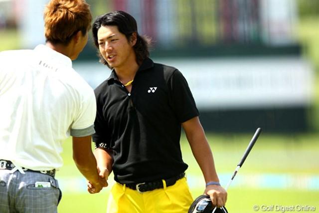2012年 TOSHIN GOLF TOURNAMENT IN 涼仙 2日目  石川遼 8アンダーとして明日に?がったか?トップとは7打差