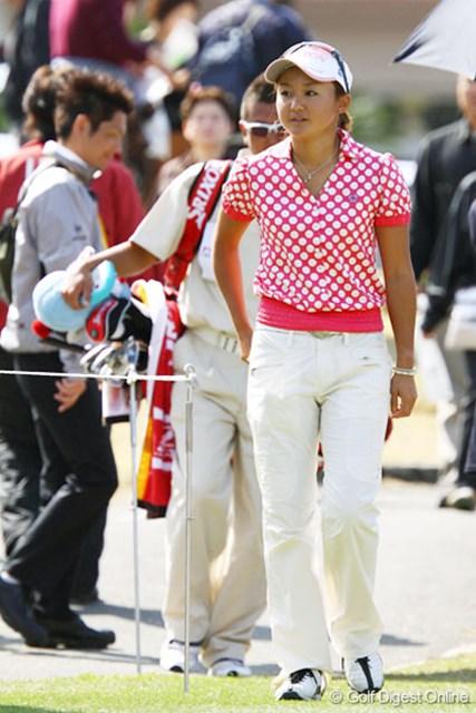 櫻井有希 京都出身で癒し系ゴルファーの櫻井有希