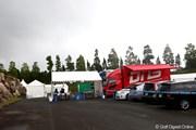 2012年 TOSHIN GOLF TOURNAMENT IN 涼仙 3日目 ギャラリーゲート