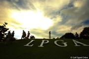 2012年 日本女子プロゴルフ選手権大会コニカミノルタ杯 3日目 17番ティ