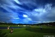 2012年 日本女子プロゴルフ選手権大会コニカミノルタ杯 3日目 18番