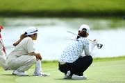 2012年 日本女子プロゴルフ選手権大会コニカミノルタ杯 最終日 黄アルム
