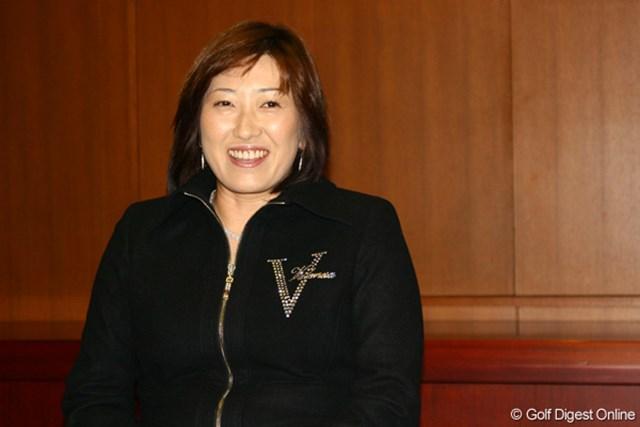 福嶋晃子 笑顔でオフの充実したトレーニングぶりを話していた福嶋晃子だったが…