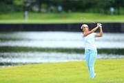 2012年 日本女子プロゴルフ選手権大会コニカミノルタ杯 最終日 下村真由美