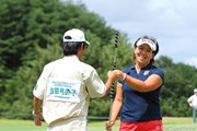2012年 日本女子プロゴルフ選手権大会コニカミノルタ杯 最終日
