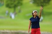 2012年 日本女子プロゴルフ選手権大会コニカミノルタ杯 最終日 吉田弓美子
