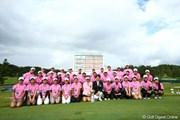 2012年 日本女子プロゴルフ選手権大会コニカミノルタ杯 最終日 有村智恵 ルーキー