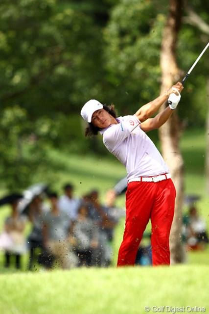 2012年 TOSHIN GOLF TOURNAMENT IN 涼仙 最終日 石川遼 石川遼、スコア伸ばせず45位タイに終わる