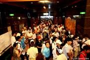 2012年 TOSHIN GOLF TOURNAMENT IN 涼仙 最終日 クラブハウス