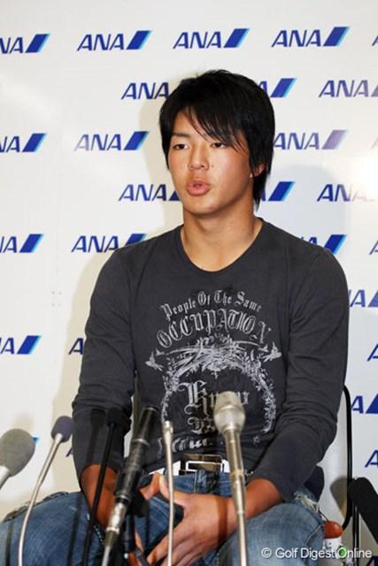 石川遼 マスターズから帰国した石川遼は笑顔を見せず3週間の遠征を振りかった