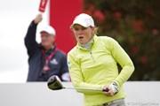 2012年 全英リコー女子オープン 初日 ステイシー・キーティング