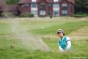 2012年 全英リコー女子オープン 初日 カン・ハイジ