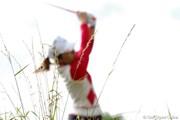 2012年 全英リコー女子オープン 初日 フェスキュー