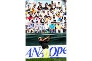 2012年 ANAオープンゴルフトーナメント 2日目 池田勇太
