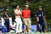 2012年 ANAオープンゴルフトーナメント 2日目 石川遼&今田竜二