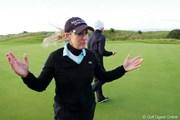 2012年 全英リコー女子オープン 2日目 クリスティ・カー