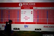 2012年 全英リコー女子オープン 2日目 中止決定