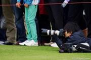 2012年 全英リコー女子オープン 3日目 ゴルフカメラマン