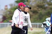 2012年 全英リコー女子オープン 3日目 一ノ瀬優希