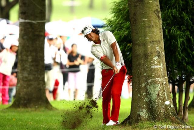 2012年 ANAオープンゴルフトーナメント 最終日 石川遼 そして完璧なセカンドショット!