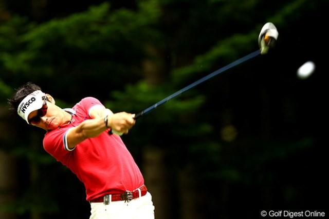 2012年 ANAオープンゴルフトーナメント 最終日 キム・ヒョンソン 最後の最後までトップを維持してきたけど・・・