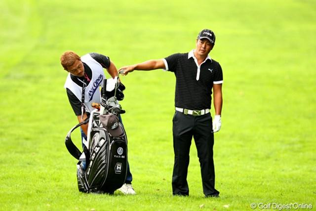 2012年 ANAオープンゴルフトーナメント 最終日 谷原秀人 最終日に5つスコアを伸ばしたけど時すでに遅し