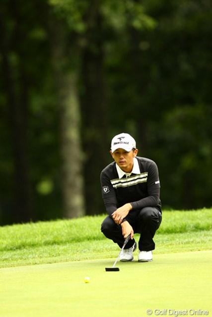 2012年 ANAオープンゴルフトーナメント 最終日 近藤共弘 13アンダー8位タイフィニッシュでした