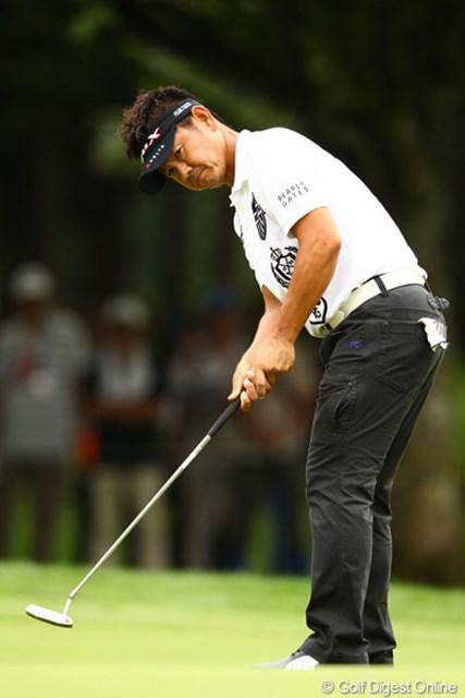 終盤は上位陣が崩れる展開だったが、藤田寛之は確実なプレーを最後まで続けて今季3勝目を挙げた。