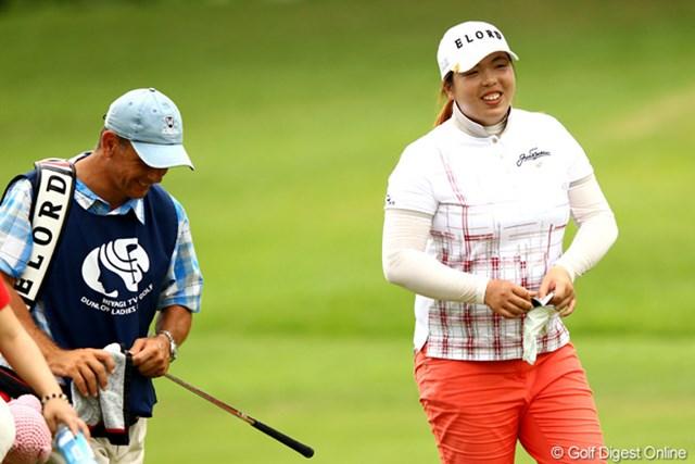 昨年の覇者、今季日本で2勝、米ツアー1勝。