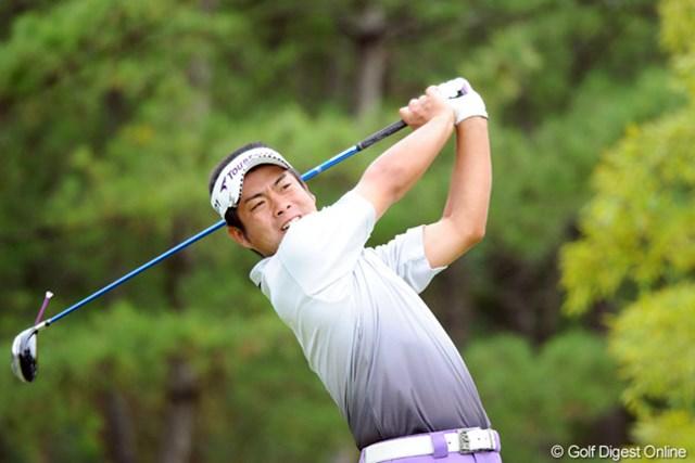 池田勇太/アジアパシフィックオープンゴルフチャンピオンシップ パナソニックオープン初日 9バーディ、ノーボギー!単独首位に立った池田勇太