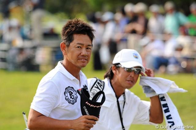 通算10アンダーの単独首位!2週連続優勝に一歩近づいた藤田寛之