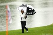 2012年 ミヤギテレビ杯ダンロップ女子オープンゴルフトーナメント 初日 有村智恵