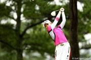 2012年 ミヤギテレビ杯ダンロップ女子オープンゴルフトーナメント 初日 金田愛子