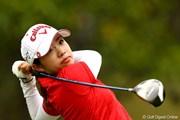 2012年 ミヤギテレビ杯ダンロップ女子オープンゴルフトーナメント 初日 大江香織