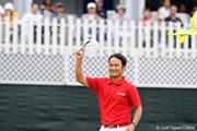 上平栄道/アジアパシフィックオープンゴルフチャンピオンシップ パナソニックオープン3日目